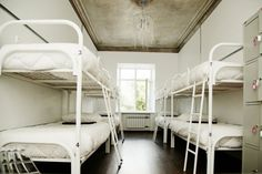 Location Hostel, St Petersburg, Hostels for Design Lovers