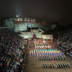 Photos from the Royal Edinburgh Military Tattoo - one of the most special events and festivals in Edinburgh, Scotland - a reminder of what is special Tattoo Edinburgh, Edinburgh Military Tattoo, Tattoos For Guys, 3d Tattoos, Tattoo Ink, Arm Tattoo, Norse Tattoo, Viking Tattoos, Edinburgh Castle