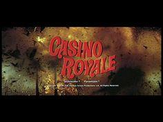 Casino royale trailer title