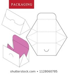 Visit the webpage to read more on Origami Tutorials Paper Gift Box, Diy Gift Box, Diy Box, Paper Gifts, Box Packaging Templates, Gift Box Packaging, Food Packaging, Origami, Stampin Up Anleitung