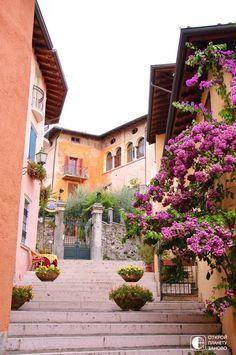 Gardone Riviera - город садов - Путешествуем вместе