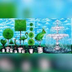 A Fonte Secreta by @dianamoraesdkpm  #fonte #jardim #secretgarden #johannabasford #jardineiras.assumidas #colorfull #adultcolouring #coloringbook #coloring #arte #art #artista #artist #instacolors  #colors #cores  #adultcoloringbook  #jardimsecretodkpm #meucolorido #antiestresse #amopintar  #instaDKPM #creativelycoloring #paintingbook #colorfy