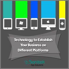 Cross platform solutions to start a revolution! Android Application Development, App Development, Cool Websites, Android Apps, Revolution, Platform, Technology, Business, Tech