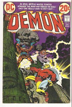 The Demon #5