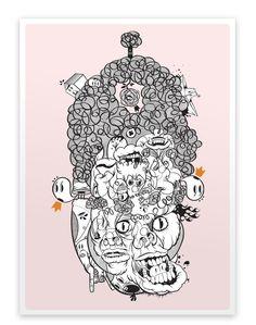 SONSINO | Ilustração, Design & Artes
