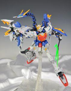 POINTNET.COM.HK - MG 1/100 Shenlong Gundam EW