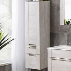 Home and Haus Dove 35 X 130 Cm Wall Mounted Tall Bathroom Cabinet     Make the Best this Cheap Item. Visit LUXURY HOME BRANDS and buy this gift Now!