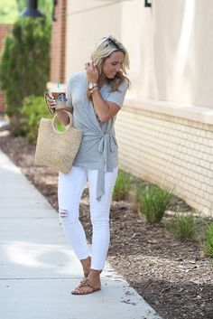 Two Peas in a Blog: Wrap Top