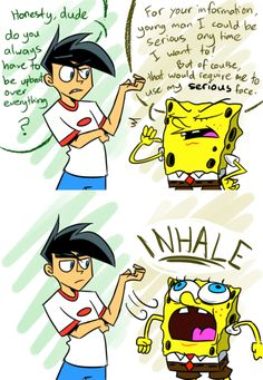 so this a response to those who politely and rudely asked i shouldn't include spongebob in a couple of my drawings for the reason that he's just a silly character and he kills the mood or. Disney Crossovers, Cartoon Crossovers, Cartoon Movies, Spongebob Friends, Spongebob Memes, Nickelodeon Cartoons, Old Cartoons, Luigi, Heroes United