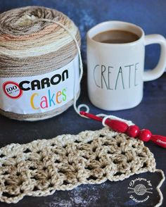 Coffee & Cake anyone?  So happy that tomorrow is a holiday and there's no work! More time to play with yarn . . . . #crochet #crocheter #crocheters #crochetersofinstagram #crochetaddict #crochetlife #crochetlove #yarn #sacramento #knitting #designsbyphanessa #handmadebyphanessa #handmade #diy #makersgonnamake #yarnporn #vkdtbo #smallbusiness #etsy #maker #yarn #crochethook #coffee #crochetlace #crochetscarf