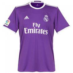 b07b2dec7 Camiseta del Real Madrid 2016-2017 Visitante  realmadrid  away Real Madrid  Champions League