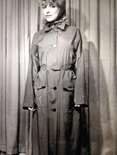Mackintosh Raincoat, Rain Cape, Rubber Raincoats, Macs, Rain Wear, Mantel, Chef Jackets, Women Wear, Satin