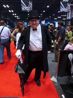 Cosplay Round Up New York Comic Con 2013 Edition – Sunday (The Penguin Batman Cobblepot)