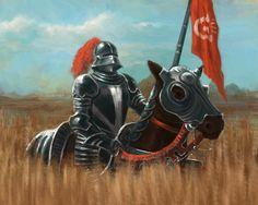 Medieval Knight by ~Eyari on deviantART