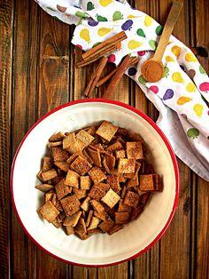 I adore cinnamon- subiektywny blog kulinarny o zapachu cynamonu: Zrób sobie domowe Cini Minis!
