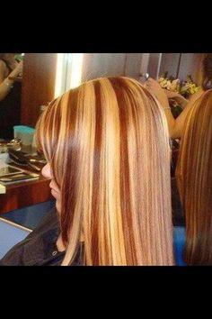 Blonde & Brown