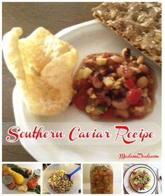 Cooking Healthy Recipes for Kids: Southern Caviar - Madame Deals, Inc.