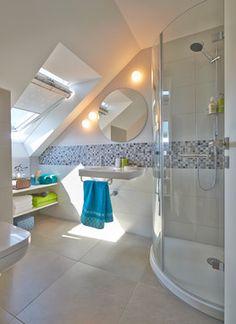 Wohnidee-Haus 2013 mit Produkten von Villeroy & Boch - modern