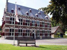 Mauritshuis in Willemstad