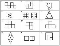 Geometría con palillos - Actividades Lúdicas Educativas Math Worksheets, Learning, Maths, Escape Room, Angel, School, Google, Maths Fun, Activities