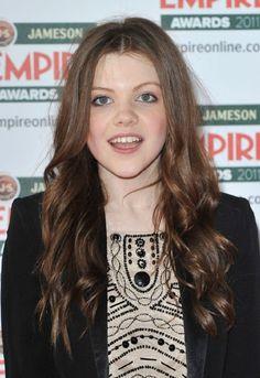 Georgie Henley 2011