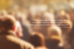 """Listen to Today's Message,""""Favoritism (Part 2 of 6)""""     Our culture celebrates and esteems personal beauty, power, and affluence. But God's people are called to a far different standard. On Truth For Life, Alistair Begg delivers a challenge to avoid favoritism in the family of God."""