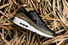 Now Available: Nike Air Max 90 HAL Black Olive