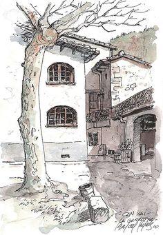 Cal Xai - La Garrotxa (Girona) II   Flickr - Photo Sharing!