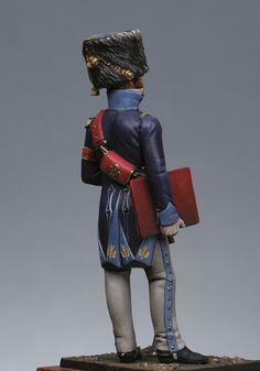 Aide de camp of a General 1810