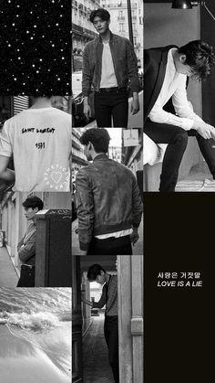 Lee Jong Suk Wallpaper Iphone, Lee Jong Suk Cute Wallpaper, Lee Jong Suk Lockscreen, Wallpaper Lockscreen, Wallpapers, Lee Joon, Lee Dong Wook, Ji Chang Wook, Park Hae Jin