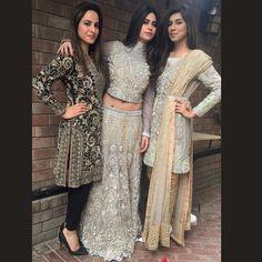 Allechant Pakistani couture