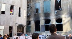 Berlin'de Camiye Saldırı - kureselajans.com-İslami Haber Medyası
