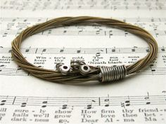 Great idea for my old guitar strings!