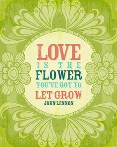 John Lennon (via etsy)