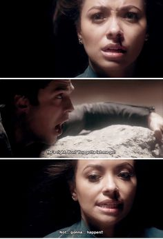"""#TVD 8x14 """"It's Been a Hell of a Ride"""" - Bonnie and Damon"""