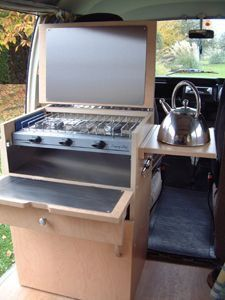 The Camper Shak design custom interiors for volkswagen camper vans. T3 Camper, Kombi Motorhome, Camper Life, Camper Van, Best Travel Trailers, Travel Trailer Camping, Van Camping, Kombi Trailer, Vw Caravan