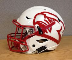 HELMET OF THE DAY!  Thanks Miami (OH) University Football