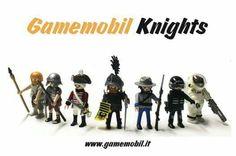 Gamemobil, play with your Playmobil - www.gamemobil.it