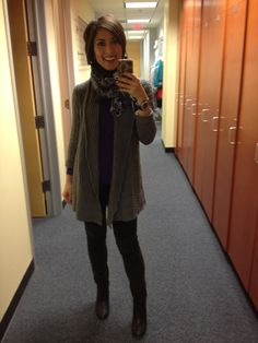 Amy Stran with QVC in an Issac sweater! Love it!!!
