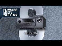 Amazing Denon AVR-S910W 7.2-Channel Full 4K Ultra HD A/V Receiver