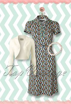 Everyday is a good day to wear this beautiful look! #mytopvintagewardrobe