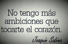 ~Joaquín Sabina