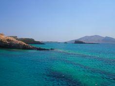 Naxos, Greece - sea