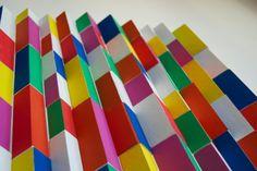 Ripples  Tropical/ Original Modern Art /  3D Wall by DecoBoxRo, $250.00