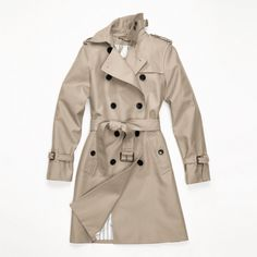 Coach :: Classic Long Trench