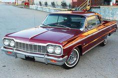 1964 Chevrolet Impala Steering Wheel Photo 8