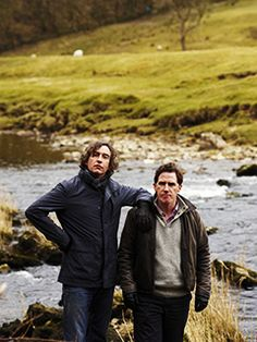 Rob Brydon, Steve Coogan | ROAD BUDDIES Rob Brydon and Steve Coogan on their culinary and cultural adventure in The Trip