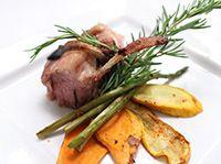 Agneau : ail, érable et ses compagnons Plus Que Parfait, V Max, Turkey, Meat, Food, Lamb, Garlic, Recipe, Turkey Country