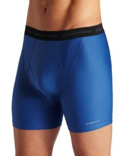 ExOfficio Men's Give-N-Go Boxer Brief  Well-suited for adventure and travel, the high-performance Give-N-Go Boxer Briefs from ExOfficio have built-in features to keep you dry and fresh no matter where you roam. Learn more ...