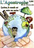 L'Apostrophe, n° 20, décembre 2009, Lycée du Coudon (La Garde, Var)